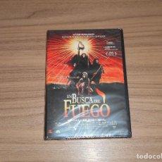 Cine: EN BUSCA DEL FUEGO NUEVO MASTER DIGITAL ALTA DEFINICION DVD NUEVA PRECINTADA. Lote 98544222