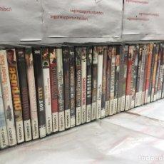 Cine: COLECCIÓN DE PELICULAS DVD DE LA REVISTA TIEMPO , LOTE DE 57 DVD. Lote 92815919