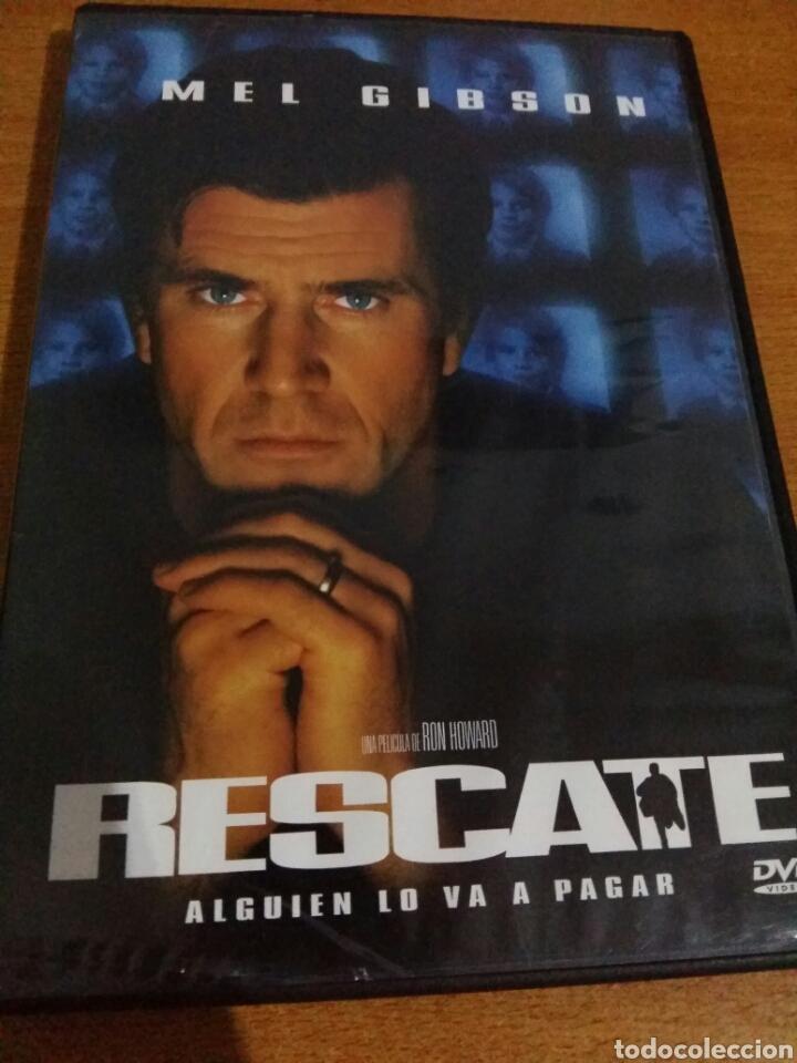 RESCATE (Cine - Películas - DVD)