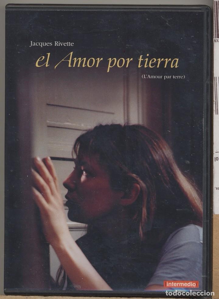 EL AMOR POR TIERRA DVD (JACQUES RIVETTE) ACTORES ENSAYAN UN DRAMA... QUE, AL FINAL SE HACE REALIDAD (Cine - Películas - DVD)