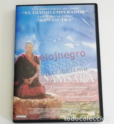 SAMSARA - DVD PELÍCULA - MONJE BUDISTA - SU DESPERTAR SEXUAL - ¿ SEXO Y RELIGIÓN ?- BUDISMO HIMALAYA (Cine - Películas - DVD)
