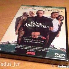Cine: FALSAS APARIENCIAS 1999 PELÍCULA EN DVD NUEVA Y PRECINTADA. Lote 94090095