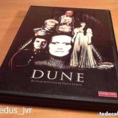 Cine: DUNE DAVID LYNCH PELÍCULA EN DVD COMO NUEVO. Lote 94090125