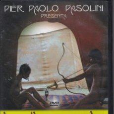 Cine: DVD LAS MIL Y UNA NOCHES. PIER PAOLO PASOLINI (BUEN ESTADO). Lote 94461626