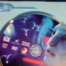 Cine: AVATAR DVD ORIGINAL.OJO SOLO EL DISCO. Lote 94485882