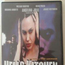 Cine: DVD HELL'S KITCHEN. Lote 94511143