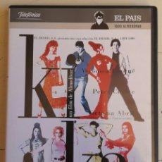 Cine: DVD KIKA. Lote 94524548