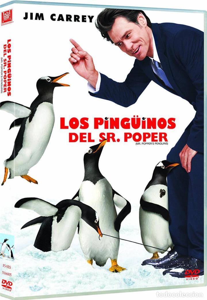 los pingüinos del sr. poper (mr. popper\'s pengu - Comprar Películas ...