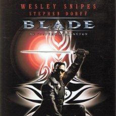 Cine: DVD BLADE WESLEY SNIPES . Lote 94588487