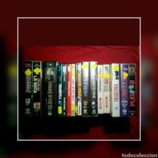 Cine: LOTE 16 PELÍCULAS DVD Y VHS. Lote 94631490