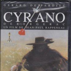 Cine: DVD CYRANO DE BERGERAC. 137 MINUTOS. (PRECINTADA). Lote 94694031