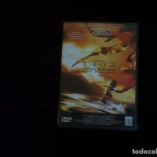 Cinema: 1492 LA CONQUISTA DEL PARAISO - DVD COMO NUEVO. Lote 208750023