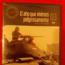 Cine: EL AÑO QUE VIVIMOS PELIGROSAMENTE....PELICULA DE PETER WEIR. Lote 94910119