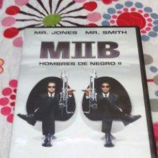 Cine: DVD. MEN IN BLACK II. CON WILL SMITH. . Lote 95138258