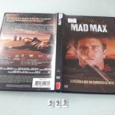 Cine: MAD MAX DVD . Lote 95206814
