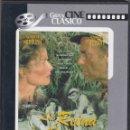 Cine: DVD LA REINA DE ÁFRICA. HEPBURN. BOGART. 106 MINUTOS. CAJA FINA (PRECINTADA). Lote 95239299