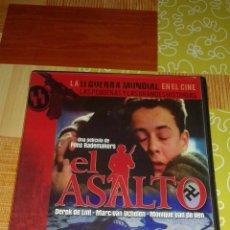 Cine: DVD - LA II GUERRA MUNDIAL EN EL CINE Nº 11 - EL ASALTO ( PRECINTADO ). Lote 95390091
