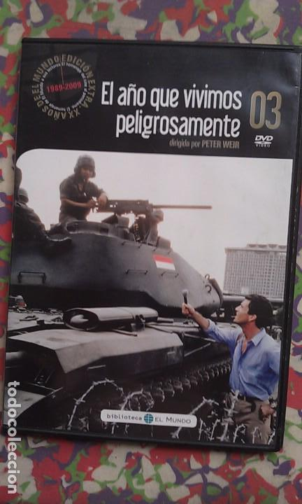 EL AÑO QUE VIVIMOS PELIGROSAMENTE (Cine - Películas - DVD)