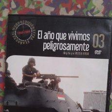 Cine: EL AÑO QUE VIVIMOS PELIGROSAMENTE. Lote 95421047