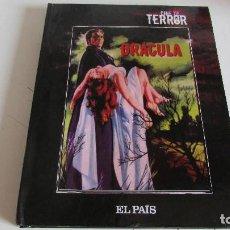 Cine: CINE DE TERROR - DVD DRACULA - EL PAIS. Lote 95561827