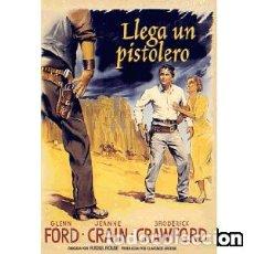 Cine: LLEGA UN PISTOLERO (DVD). Lote 95762943
