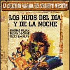 Cine: LOS HIJOS DEL DÍA Y DE LA NOCHE (DVD). Lote 95763083