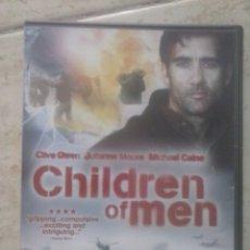 Cine: HIJOS DE LOS HOMBRES (CHILDREN OF MEN). EN INGLÉS . Lote 95797596
