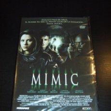 Cine: DVD - MIMIC - GUILLERMO DEL TORO - MIRA SORVINO. Lote 95855663