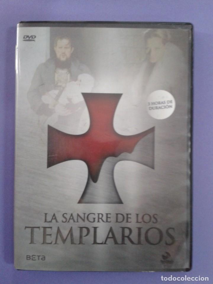 LA SANGRE DE LOS TEMPLARIOS (Cine - Películas - DVD)