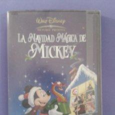 Cine: LA NAVIDAD MAGICA DE MICKEY. Lote 95937267