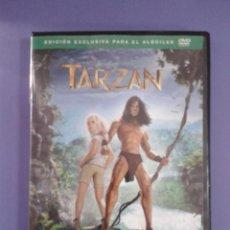 Cine: TARZAN LA LEYENDA COBRA VIDA. Lote 95938151