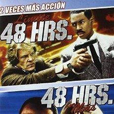 Cine: 48 HORAS Y 48 HORAS MAS DESCATALOGADAS. Lote 95961943