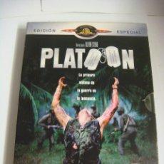 Cine: D.V.D PLASTOON EDICION ESPECIAL (#). Lote 95961999