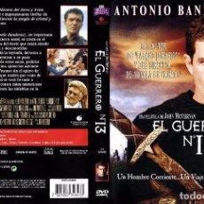 Cine: EL GUERRERO N 13 DESCATALOGADA . Lote 95962071