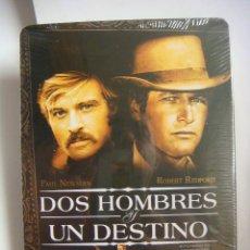 Cine: D.V.D DOS HOMBRES Y UN DESTINO CON PAUL NEWMAN Y ROBERT REDFORD (#). Lote 95962179