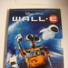 Cine: D.V.D WALL.E,DE DISNEY-PIXAR (#). Lote 95962335