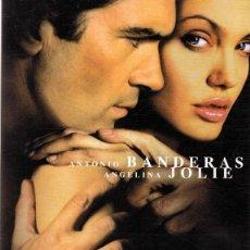 Cine: DVD PECADO ORIGINAL ANTONIO BANDERAS . Lote 96001903