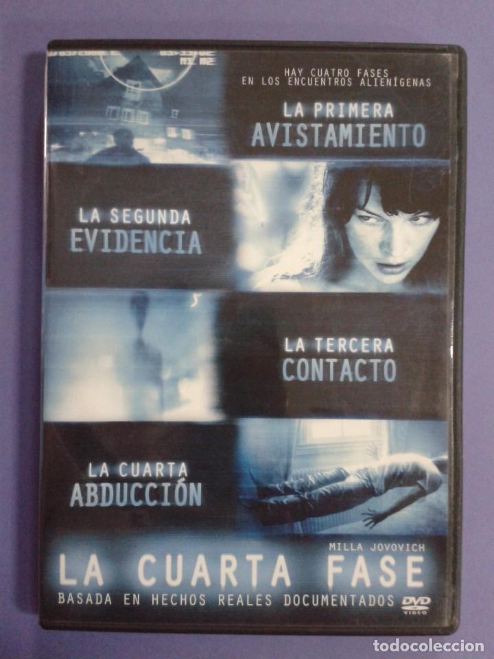 la cuarta fase - Comprar Películas en DVD en todocoleccion - 96067215