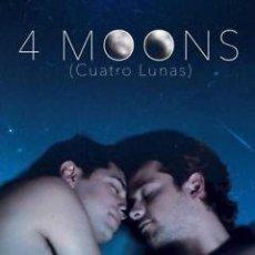 Cine - Cuatro Lunas - Tema Gay DVD Nuevo - 96198027