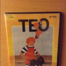Cine: TEO Y SU PERRO... Y OTRAS HISTORIAS (DVD) PRECINTADO. Lote 96263487