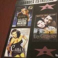Cine: AVA GADNER SOFIA LOREN MASTROIANNI LOS GIRASOLES. Lote 96342883