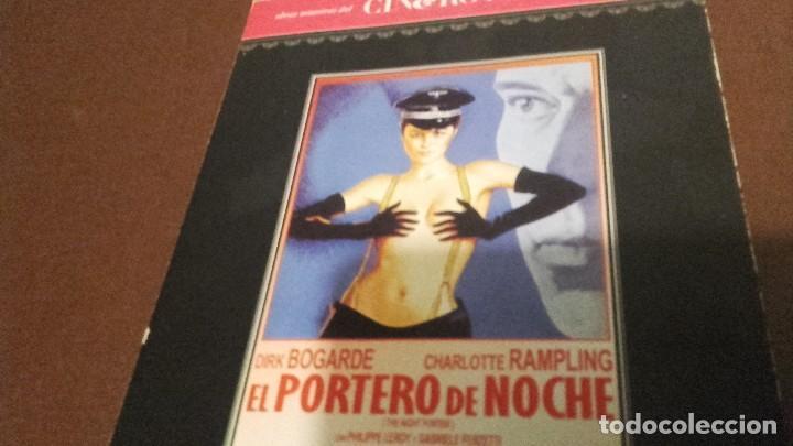 PORTERO DE NOCHE CAVANI BOGARDE RAMPLING (Cine - Películas - DVD)