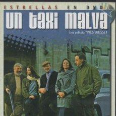 Cine: UN TAXI MALVA. DVD-3035. Lote 96359891
