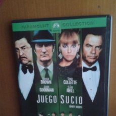 Cine: CINE DVD PELICULA JUEGO SUCIO. Lote 96634979
