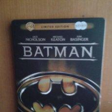 Cine: CINE DVD PELICULA BATMAN EDICION ESPECIAL METALICA 2 DISCOS. Lote 96635519