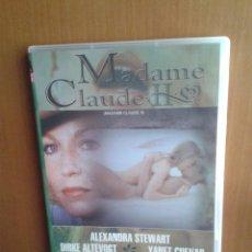 Cine: CINE DVD PELICULA MADAME CLAUDE II. Lote 96636047