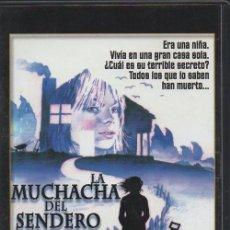 Cine: LA MUCHACHA DEL SENDERO. DVD-3171. Lote 194924726