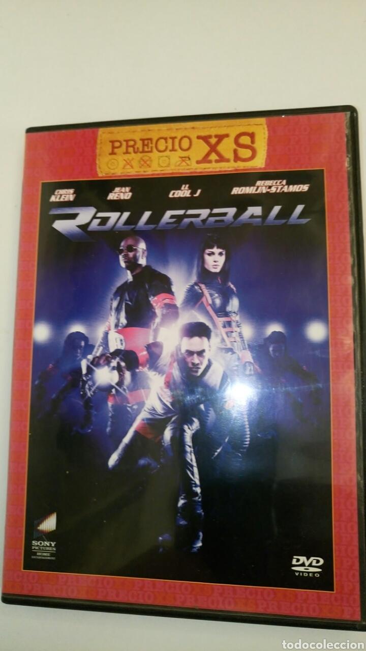 ROLLERBALL.(2001) (Cine - Películas - DVD)