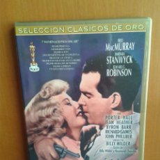 Cine: CINE CLASICO DVD PELICULA.CLASICA PERDICION. Lote 96759775