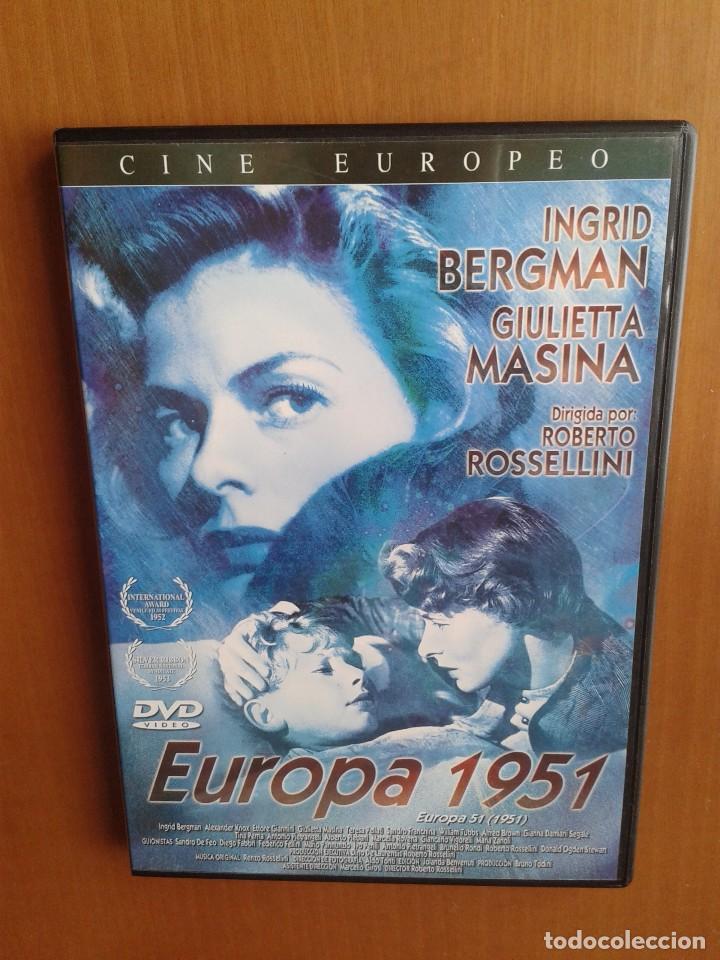 CINE CLASICO DVD PELICULA.CLASICA EUROPA 1951 (Cine - Películas - DVD)